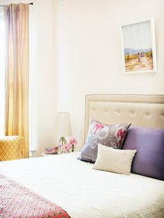 Eclectic Bedrooms from Coddington Design on HGTV