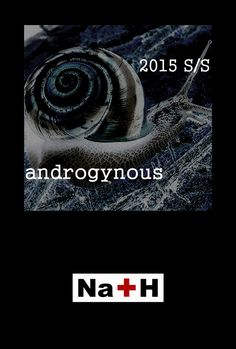 "Na+H 2015 S/S collection ""androgynous"""