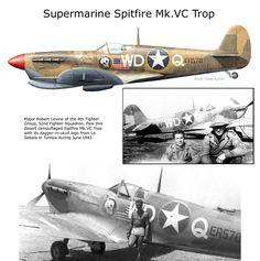 Supermarine Spitfire Mk.VC Trop