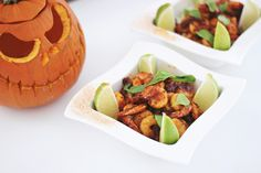 Here are our Halloween treats! Prawns have always been one of my favourite foods and I wanted to share this simple but super deli. Fish Recipes, Meat Recipes, My Favorite Food, Favorite Recipes, Grilled Prawns, Fish And Chicken, Halloween Treats, Deli, Dishes