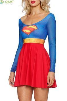 Superhero Dress
