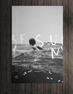 TSL - Poster + Tickets / Print by Alexandra Whitter, via Behance