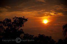 Copper Studios - Gold Coast, Australia Sunrise