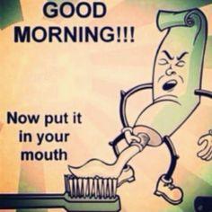 I will never brush my teeth the same