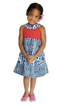african fashion ankara Smart African print wear for Kids. Ankara Styles For Kids, African Dresses For Kids, African Children, African Girl, African Print Dresses, African Print Fashion, Africa Fashion, African Wear, African Attire