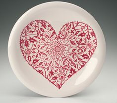 Heart Plate Amazing Pictures