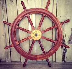 Ship's Wheel? Yes please.