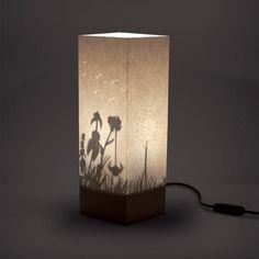 Lampada da Tavolo Dandelion | W-LAMP    https://www.wellmade.store/collections/illuminazione