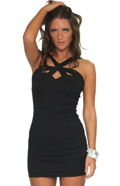 Show Pony - Influence in black - bday dress?