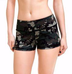 Camo Active Shorts Shop Now! #amazon #affiliate #love #ootd