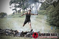 Spartan Chicks just love to jump over fire!  #SpartanRace #SpartanChicked #Fire #Racing www.spartanrace.com