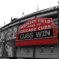 Wrigley Field, Chicago - gotta catch a cubs game!