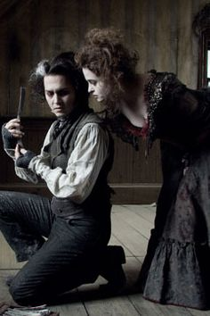 Sweeney Todd. Costume design by Colleen Atwood.