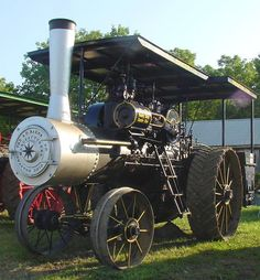 Steam Tractor www.awesomewebmall.com