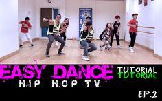 Impara a ballare hip hop con il tutorial!!!