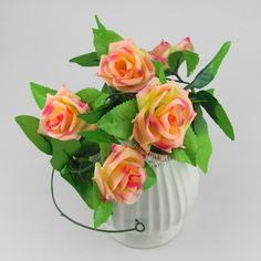 Hot-sale-Artificial-font-b-Flowers-b-font-cute-rose-Wedding-font-b-flower-b-font.jpg (1000×1000)