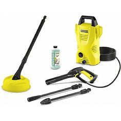 Karcher K 2 Compact Home Pressure Washer I Cleaning Tips, Hacks & Products