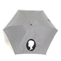 Lulu Guinness Cameo Umbrella - adore!!! #umbrella #cameos #accessories