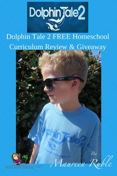 Dolphin Tale 2 Curriculum Review and Giveaway - Displaced Yinzer