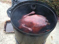 Smoked turkey, Turkey and Butter on Pinterest