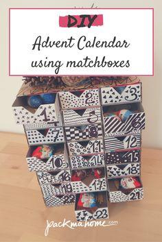 pin advent calendar