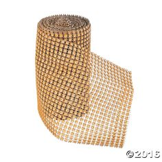 Large Gold Rolled Jewels