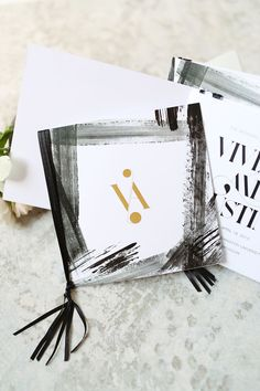 Edgy, Modern, and Asthetically beautiful wedding invitations. Shy away from flowers and birds and you will find something more special.