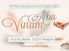 VINUM 2015 ALBA Le degustazioni, gli incontri e tutti gli eventi della primavera albese  Per ulteriori info e il programma completo: http://www.vinumalba.com/2015/it/  #vinum #alba #wine #lacciuganelbosco #vino