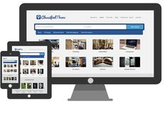WordPress Classified Ads Theme Build the best classified ads website on the fly. http://gsesoftsolutions.com/top-12-business-wordpress-responsive-themes/