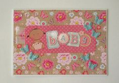card for a baby girl