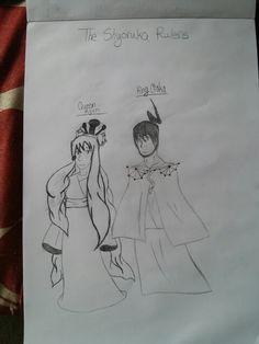 Shyoruka Rulers created by me.