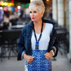 Energetic Style - Chic Over 50 | Fabulous After 40