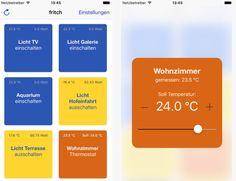fritch App - FRITZ!Box Smarthome auf allen Apple-Devices