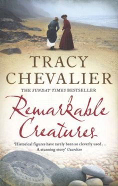 Just finished this wonderful book about two women paleontologists(Mary Anning and Elizabeth Philpot) from the early century who discovered groundbreaking fossils in Lyme Regis, England. Remarkable Creatures by Tracy Chevalier- highly recommend! Tracy Chevalier, Good Books, Books To Read, Fossil Hunting, Thing 1, World Of Books, Historical Fiction, Historical Sites, Book Authors