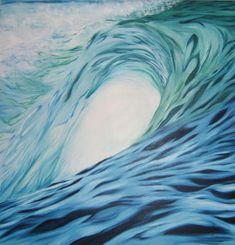 Gianna Mitchell: Surf Art