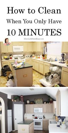 Cleaning House with A Toddler Around - Mom Life Made Easy