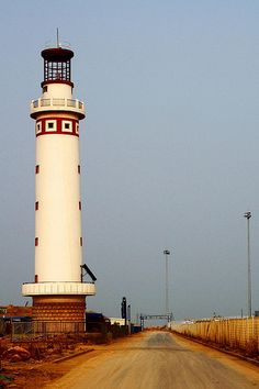 Shatuozi lighthouse [1976 - Dayao, Liaoning, China]
