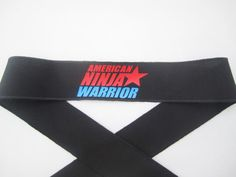 Ninja Headbands   American Ninja Warrior Themed Party by FavorWrap
