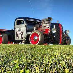 1937 dodge pickup truck hot rod/rat rod jack daniels old no 7 rat rod truck hot rod chopped!!