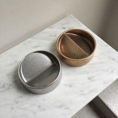 Vide Poche rond, aluminium (Free Shipping AU) - Studio Henry Wilson