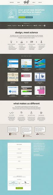 Theory | UI/UX | Expertly Crafted Interface Design by designinglives, via Flickr