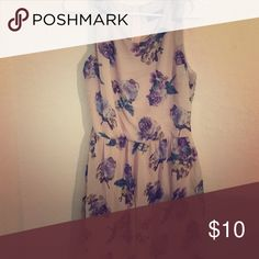 Summer dress Floral dress great for church or weddings. Iconic Legend Dresses Midi