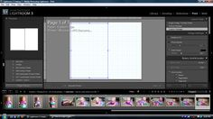 How to make story boards in Lightroom
