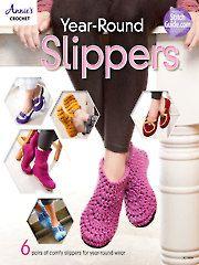 Year-Round Slippers