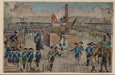 Stanford University and the Bibliothèque nationale de France (BnF) have just released a vast trove of documents and images from the French Revolution on their new French Revolution Digital Archive website (FRDA). French History, Modern History, European History, Image Resources, French Resources, History Teachers, Teaching History, Marie Antoinette, Standford University