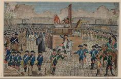 Digitaal archief met 12.000 afbeeldingen van de Franse Revolutie - Stanford Universiteit & Franse nationale archief