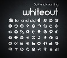 whiteout for android by ornis.deviantart.com on @DeviantArt