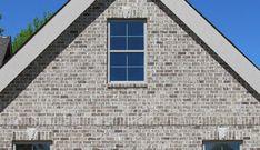 Exterior Siding Options, Types Of Bricks, Brick Companies, Grey Brick, Brick Colors, Home Pictures, Beach House Decor, Building A House, House Plans