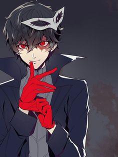The Joker is here Persona Five, Persona 5 Anime, Persona 5 Joker, Manga Anime, Manga Boy, Ren Amamiya, Shin Megami Tensei Persona, Otaku, Akira Kurusu