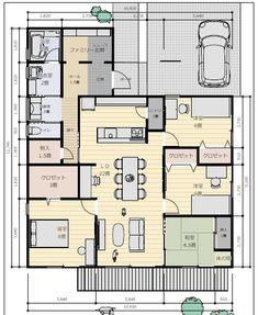Ideal House, Floor Plans, Home, Ideal Home, House